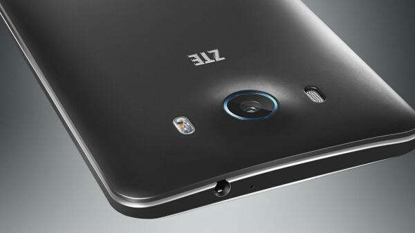 ZTE Grand S3: lo smartphone con lettore d'impronte e scanner dell'iride