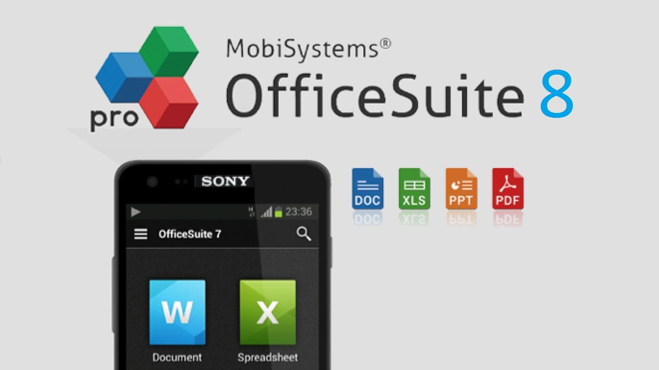 Office Suite, ora disponibile in Material Design