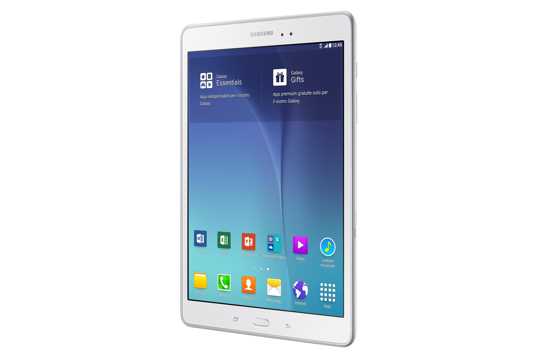 Elegante e pratico, Samsung svela Galaxy Tab A [Comunicato Stampa ]