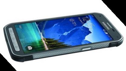 Galaxy s6 Active new render
