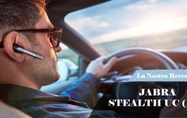 Recensione JABRA STEALTH CON VARIANTE UC, l'auricolare compatto, versatile e potente!