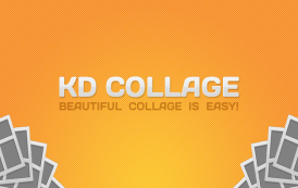 KD COLLAGE, creare collage di foto con Android
