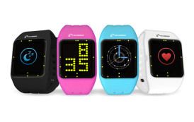 TechWatch ONE: lo smartwatch a prova di sport!