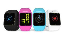 TechWatch ONE: lo smartwatch a prova di sport!