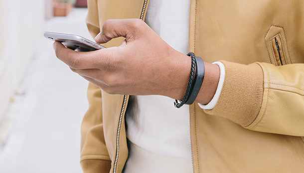 Jawbone lancia in tutto il mondo il dispositivo di monitoraggio del fitness UP2. Ripensato con eleganza