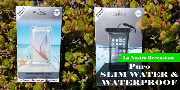 puro cover acqua