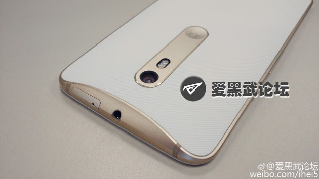 Motorola Moto X 2015 con Snapdragon 808