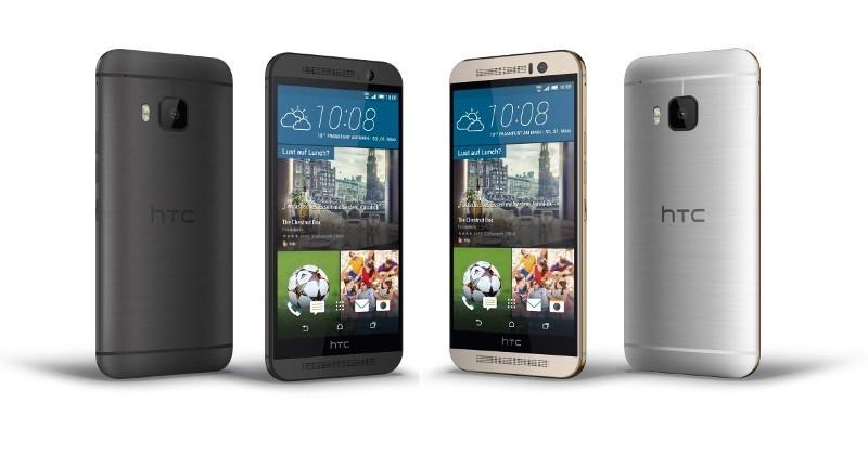 One M9, HTC  inizia il rilascio di Android  Lollipop 5.1