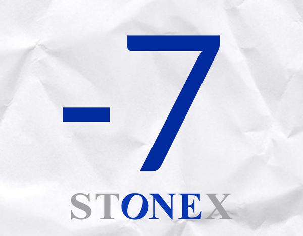Stonex One- In ordine dal 22 Luglio