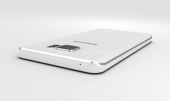 Samsung Note 5 arrivano Nuovi Render