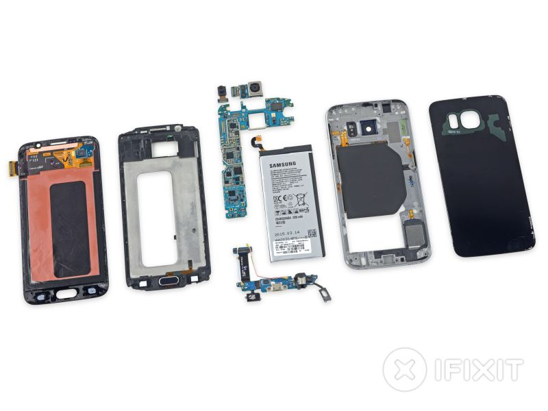 Samsung-Galaxy-S6-teardown