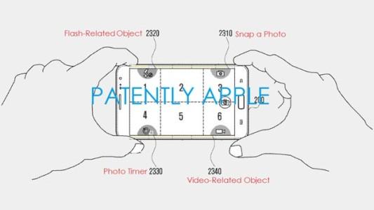 Samsung tasti invisibili