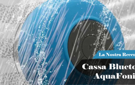Le Nostre Prove | AquaFonik la musica anche sotto la doccia..