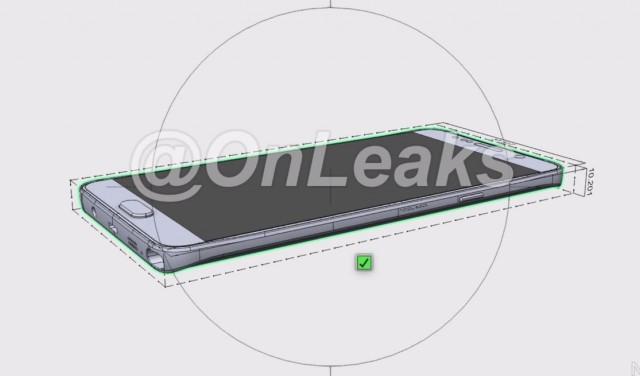 Samsung Galaxy Note 5/ Sarà così?
