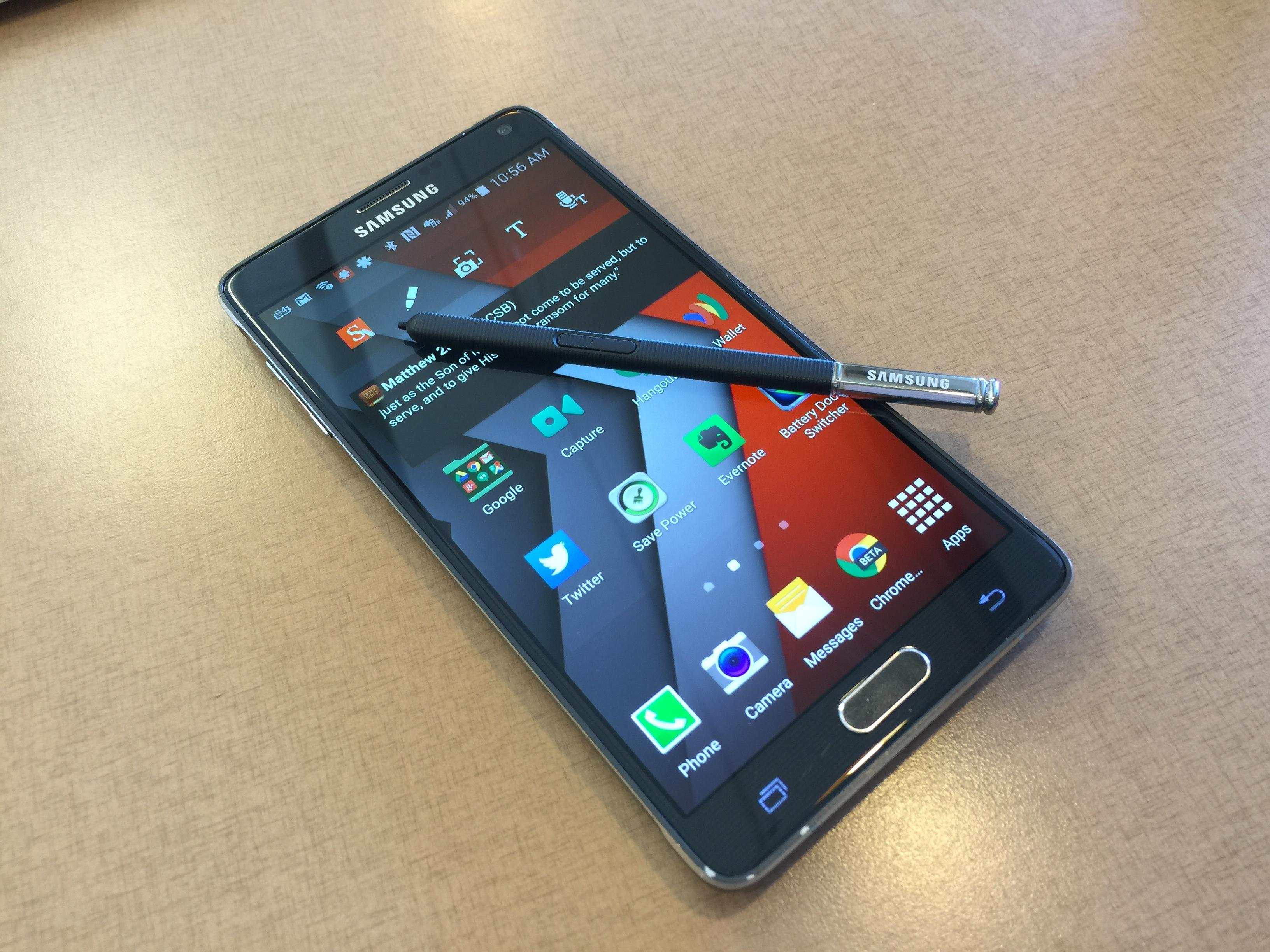 Samsung Galaxy Note 5, novità su processore e data di uscita.