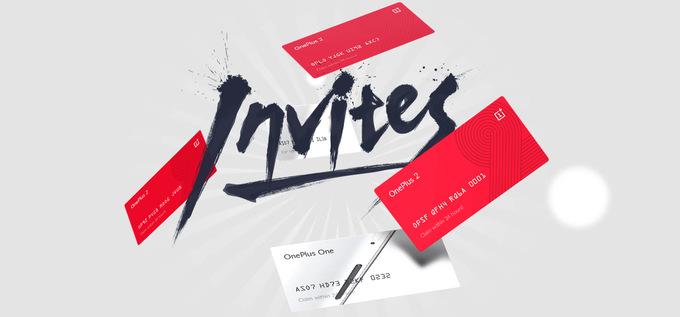 inviti per OnePlus 2