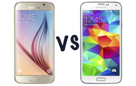 Confronto Galaxy S5 vs Galaxy S6