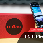 Recensione LG G Flex 2