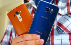 Confronto tra TOP:  LG G4 vs Galaxy S6!