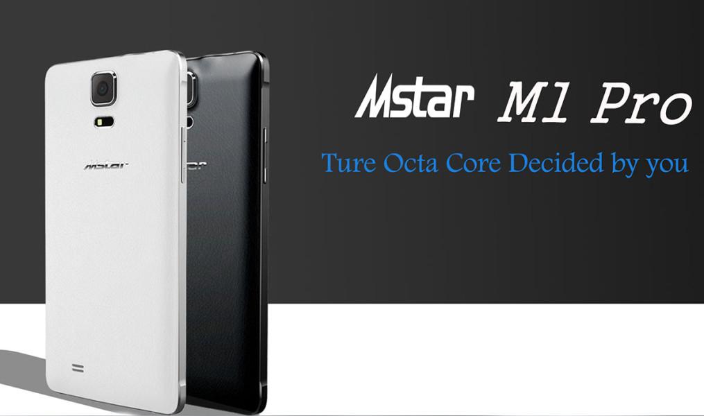 Mstar M1 Pro, ottimo smartphone a 125 euro.