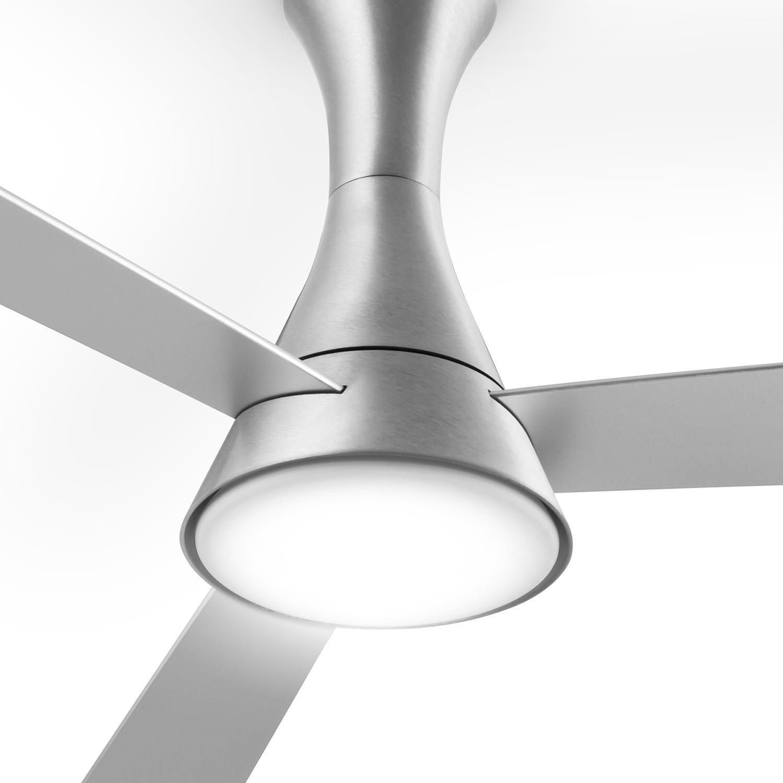 Le nostre Prove  Klarstein Steeletto Ventilatore da Soffitto con lampada