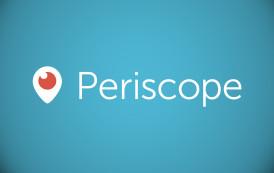 Periscope: 10 milioni di utenti e nuove funzionalità