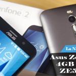 Recensione Asus ZenFone 2 4GB di RAM ZE551ML