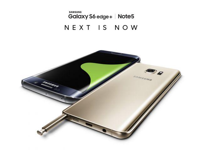 Samsung Galaxy S6 Edge+ - Vediamo le colorazioni