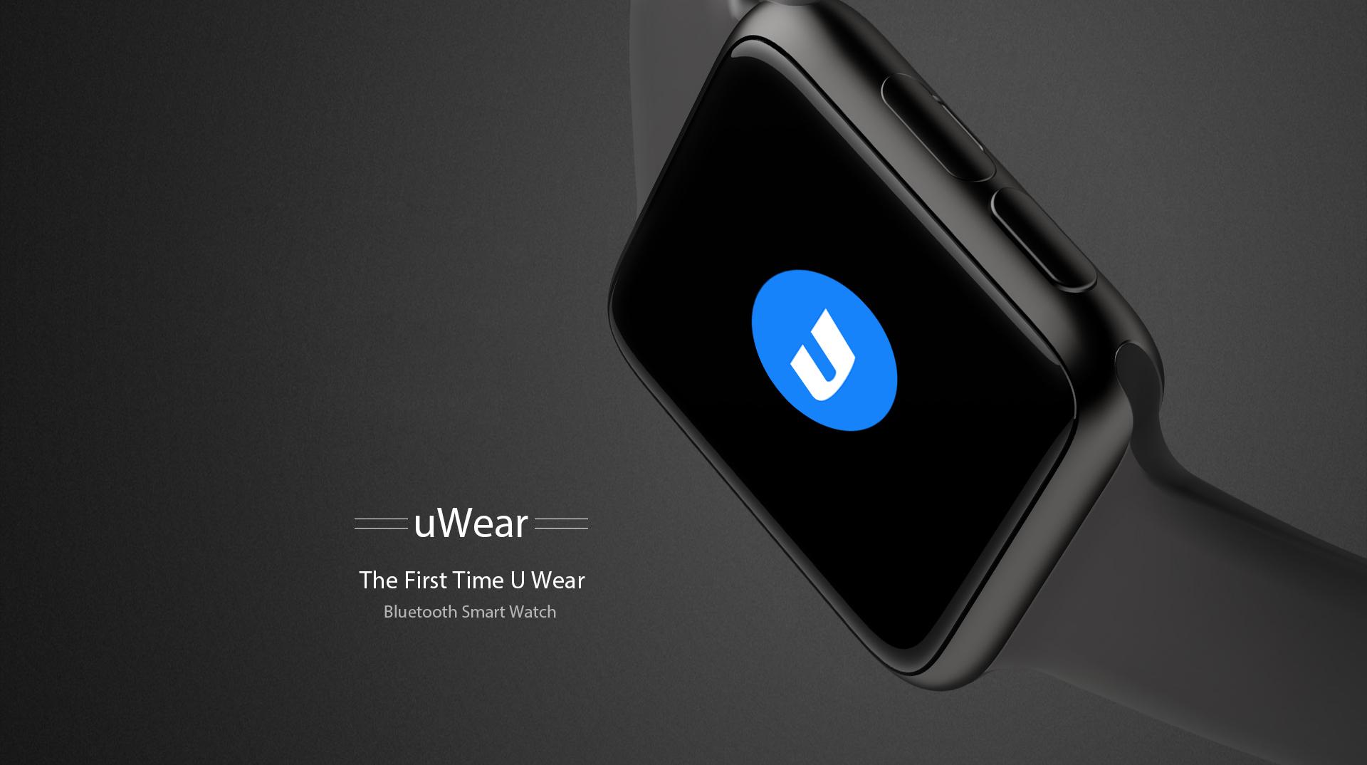 Ulefone uWear lo smartwatch in prevendita a soli 20 Euro. Ma solo fino a.. [aggiornato]