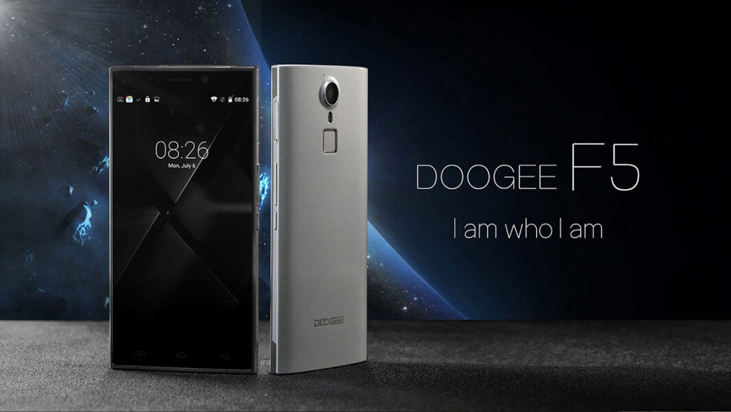 DOOGEE F5 : 3GB RAM, 13MP, Octa Core. Top a meno di 130 euro!