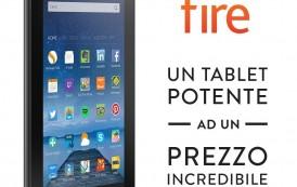 Amazon annuncia FIRE, il Tablet ad un prezzo incredibile: 59€