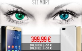 100€ di sconto per Honor 6 Plus solo per 24 ore