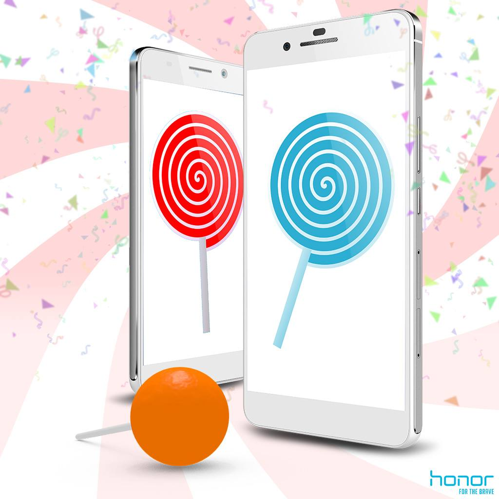 Lollipop 5.1 arriva finalmente per Honor 6 e 6 Plus: disponibile al download l'aggiornamento ufficiale