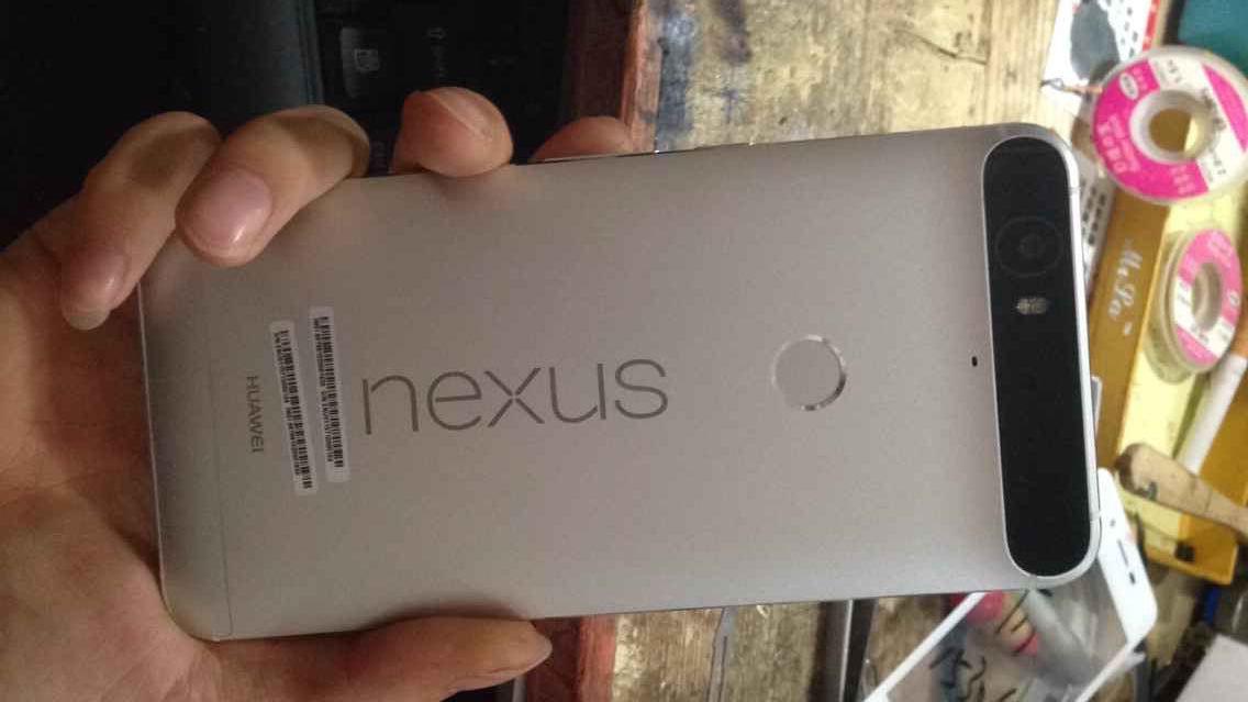 Huawei Nexus 6P - dovrebbe avere fino a 128GB di memoria