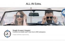 Occhio alla Tariffa | Con Tre ALL-IN hai 200 minuti,200 sms e 4GB in LTE a solo 8 euro al mese