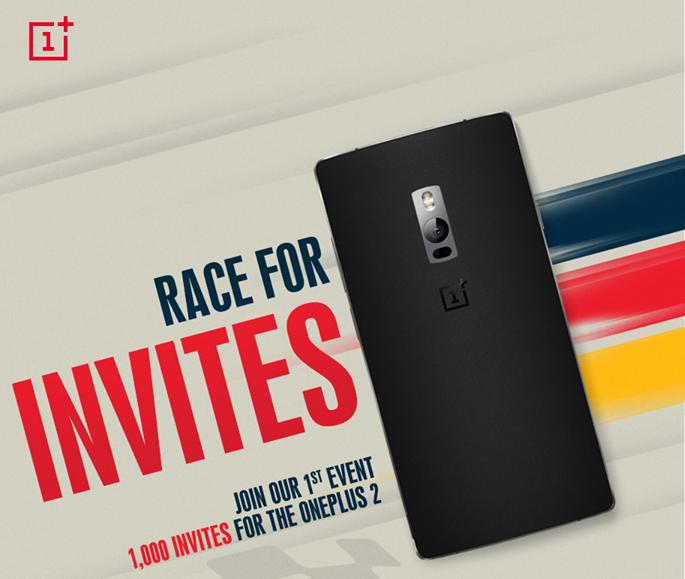 OnePlus regala 1000 inviti per acquistare OnePlus 2