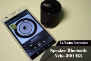 Recensione Speaker Bluetooth Veho 360 M3