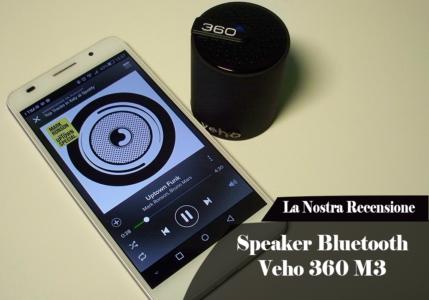 Speaker Bluetooth Veho 360 M3