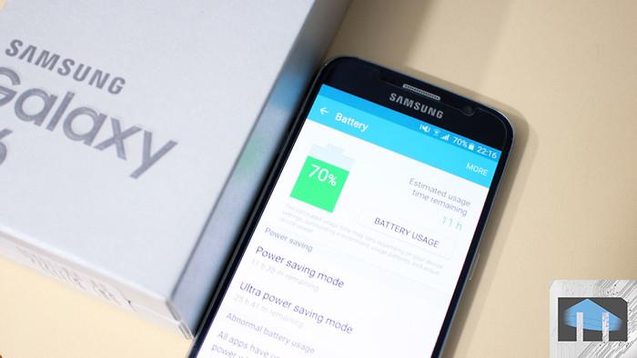 Guida completa per migliorare la batteria su Samsung Galaxy S6/Edge/Edge+