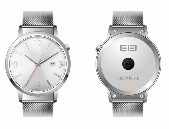 Lo smartwatch che ti stupisce ha.. un design da quattro soldi! Elephone Watch