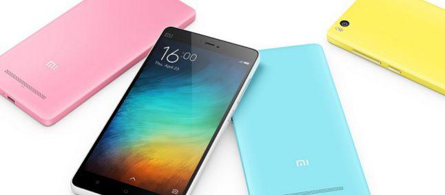 Conferme per Xiaomi Mi 4C: Dual SIM, Snapdragon 808 e doppio tap