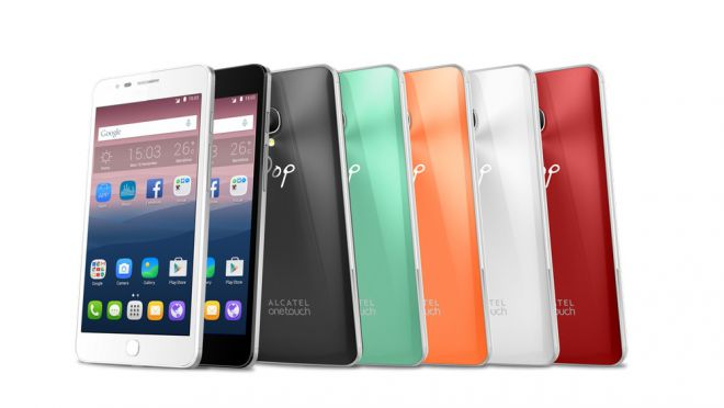 Alcatel OneTouch annuncia 2 entry level Dual SIM Pop Up e Pop Star - IFA Berlino 2015