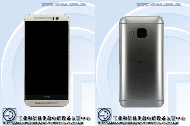 HTC - One M9e certificato dal TENAA