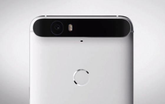 Nexus 6P: La banda nera posteriore ha un suo perchè. Scopri quale