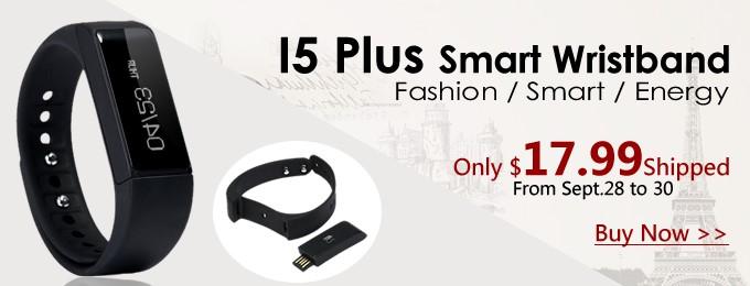 Braccialetto I5 Plus: la smartband completa a poco più di 15 euro