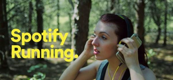 Spotify Running: la playlist perfetta per correre