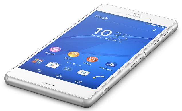 Vediamo l'evoluzione di Sony Xperia Z in un'immagine