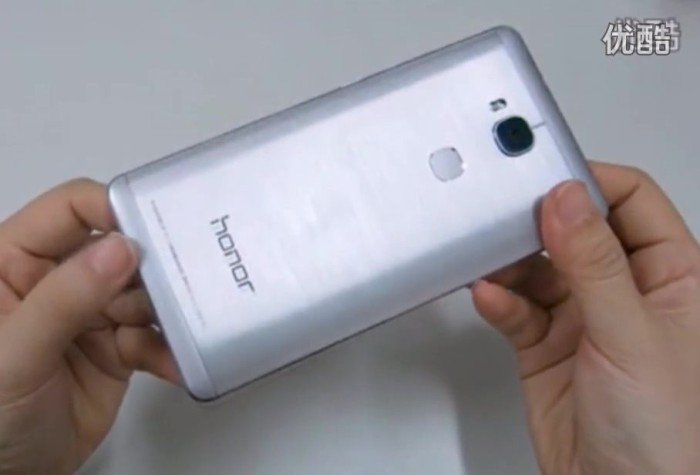 Honor 7 Plus si mostra in foto e video