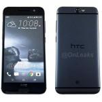 HTC One A9 si mostra in 4 foto