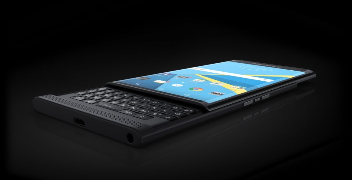 BlackBerry Priv - Aprono i pre-ordini in Italia!